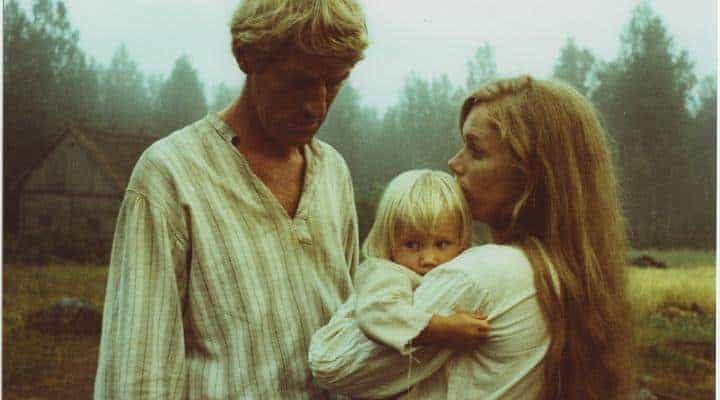 The Emigrants and The New Land film review