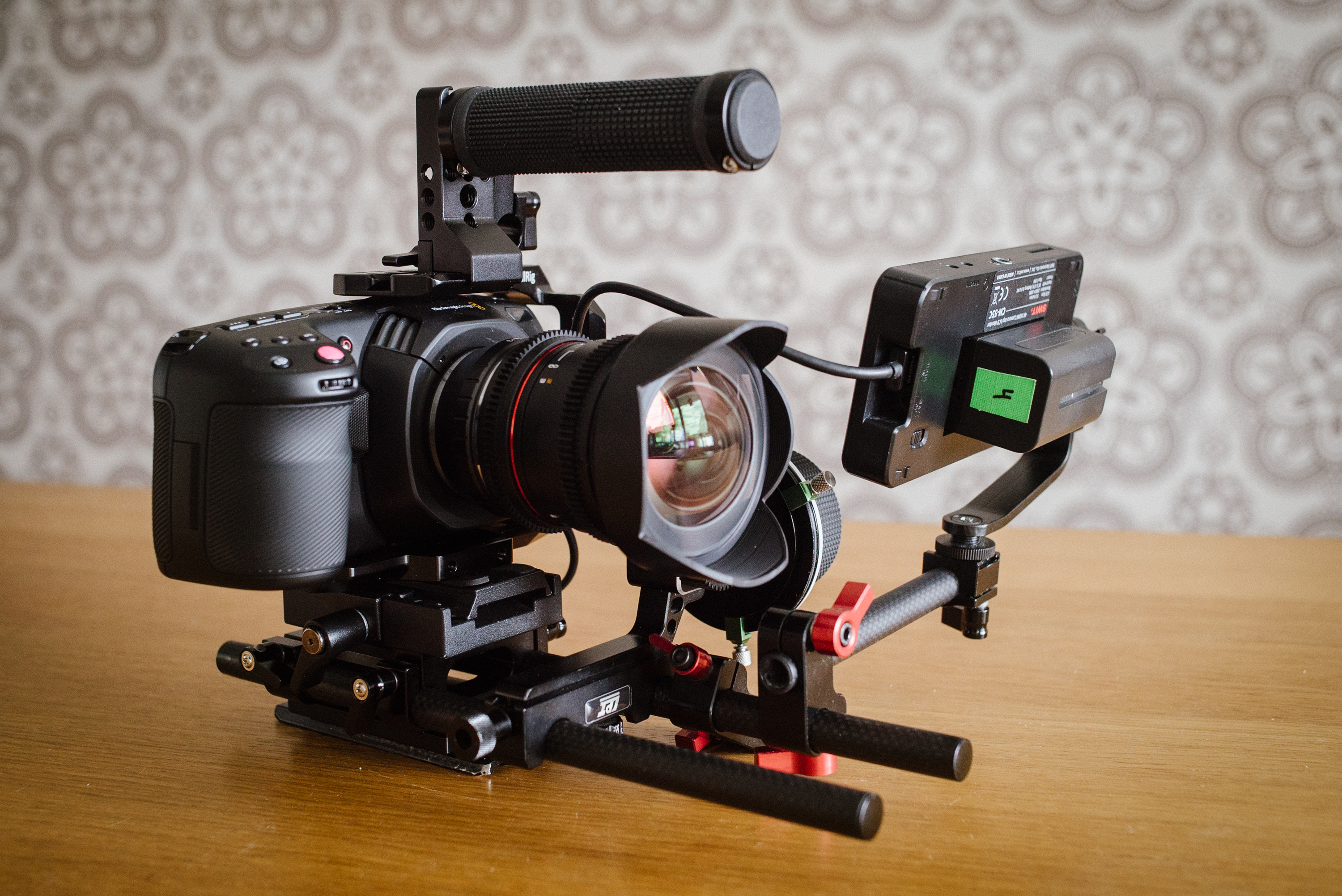 Blackmagic Pocket Cinema Camera 4K review