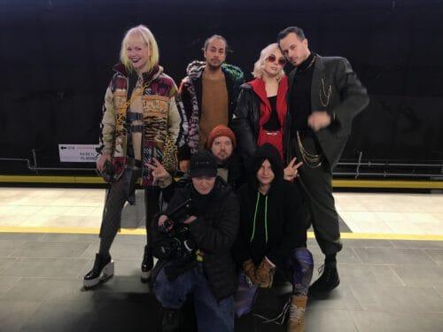 Helsinki crew!